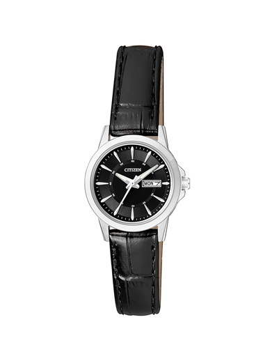 Citizen Eq0601-03Ee Kadın Kol Saati Gümüş